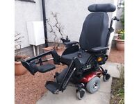 Electric Powered Invacare Pronto Wheelchair