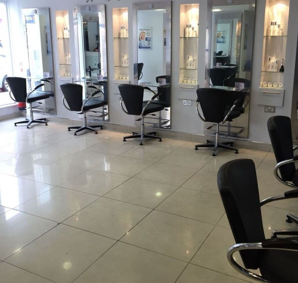 modern beauty salon furniture. Complete Ultra Modern Hair Salon Hairdressers Furniture For Sale Beauty F
