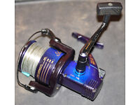 2 x Fishing reels, in good working order