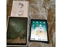 iPad PRO 12.9 256GB Unlocked, WiFi + Cellular Boxed plus iPencil UNDER WARRANTY!