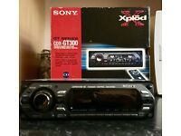 Sony CDX-GT300 CD/MP3/ Atrac Receiver for Car Radio