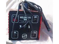 Welder: SIP Weldmate 100 amp £50