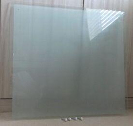 Splashback 600 x 650 4mm glass