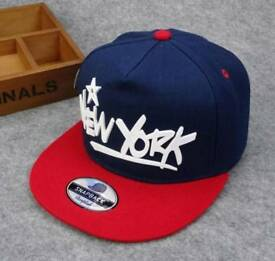 New York cap hat for men's and women's