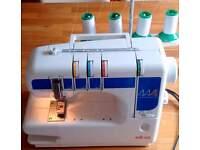Elna 444 Coverstitch Machine