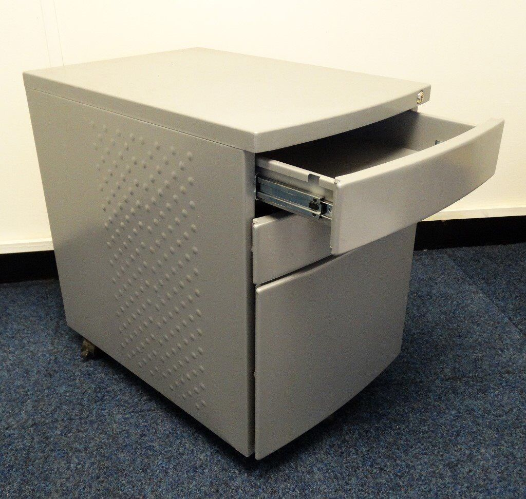 Metal Office Cabinet/Drawers Unit COLLECT ONLY Halesowen B63 3SW £10