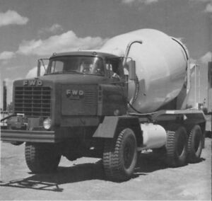 Wanted: Cement Mixer