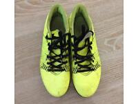 Men's football boots size 8