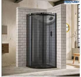 New shower enclosure