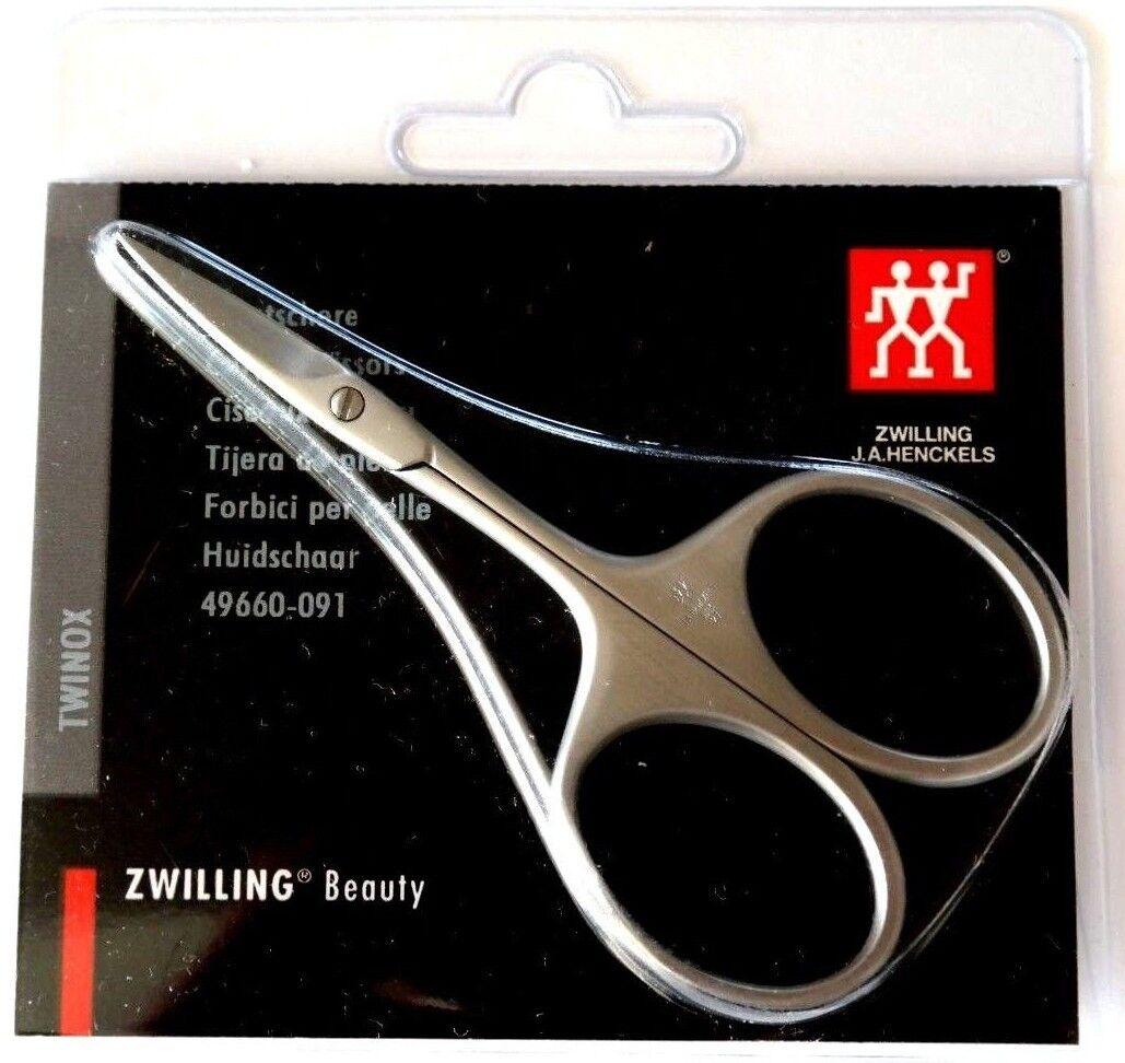 Zwilling Twinox Hautschere Schere 90 mm Maniküre Manicure 49660091 NEU
