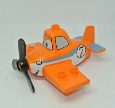 LEGO Duplo: Aircraft Disney Planes Dusty - Ref 13517pb02- Set 10538