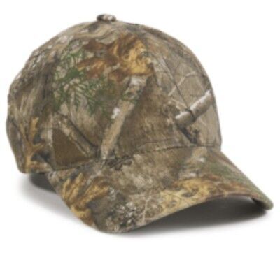 66308213e17b2 Realtree Edge Camo Men s Curved Brim Adjustable Hats Hat Cap