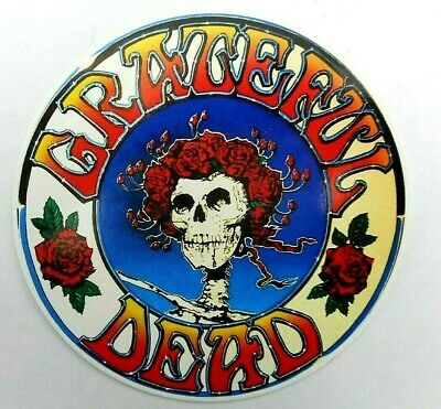 Grateful Dead Bertha  Decal Sticker 4