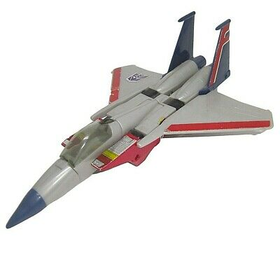 Vintage G1 Transformers Decepticon Jet - Starscream *Pre-Rub*