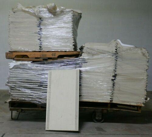"""Steel White Warehouse Shelving 20x36"""" 150 Shelves (local pickup in Hazleton, PA)"""