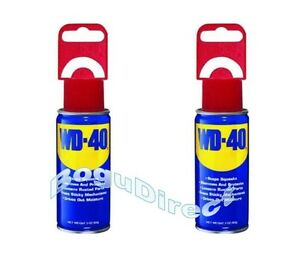 12 cans wd 40 spray lubricant aerosol can 3 oz multi use new - New uses for the multifunctional spray ...