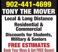 Student/Senior/Military Discount.Call/Txt Tony @ 902-441-4699