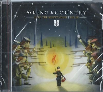FOR KING & COUNTRY - Into The Silent Night EP- Christian CCM Christmas Music CD ()