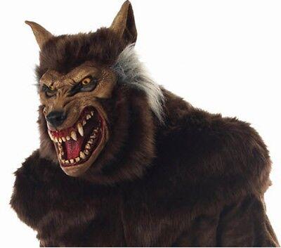 Deluxe Werewolf Mask (Werewolf Deluxe Mask)
