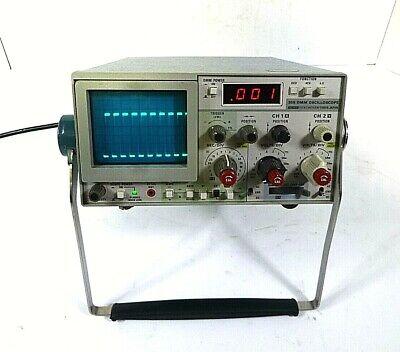 Sony Tektronix 305 Dmm Oscilloscope 2 Channel - Free Shipping