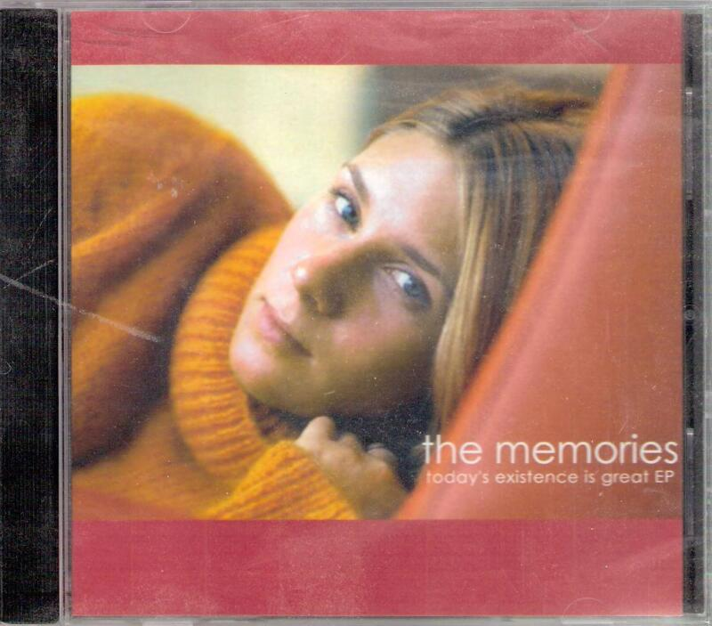 The Memories Today's Existence Is Great CD EP