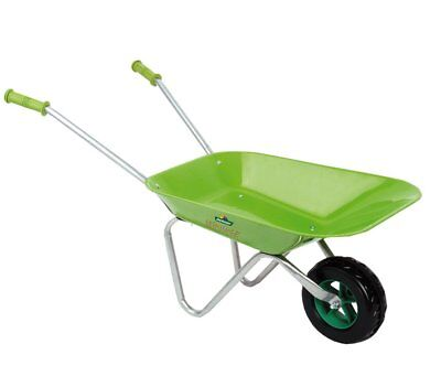 Dehner Grünlinge Children's Wheelbarrow, green