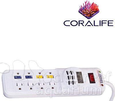 Brand New Coralife Digital Power Center 24/7 Digital Timer 0