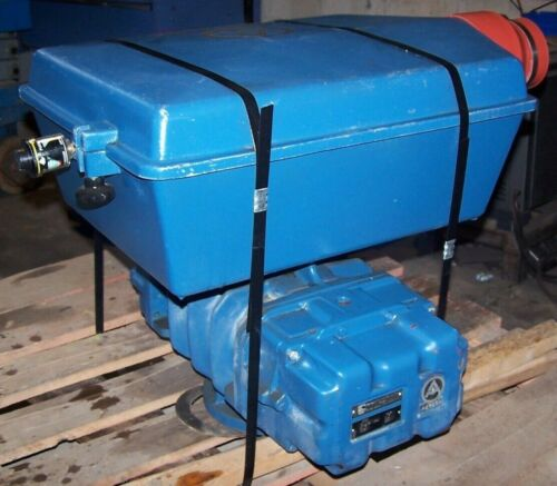 AERZEN MODEL GM15L POSITIVE DISPLACEMENT BLOWER 21.6 KW 4590 RPM 600 mBAR