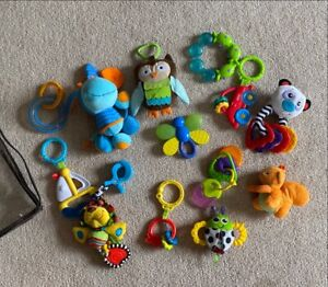 Baby toys various the lot for $5