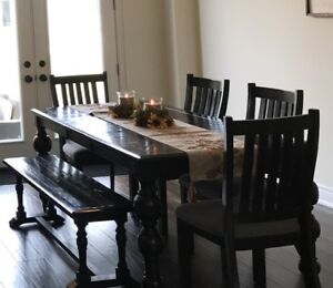 LOWER PRICE!! Ashley Furniture Dining Table Set