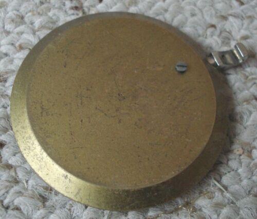 PENDULUM BOB FOR USE WITH A SETH THOMAS 113A CLOCK MOVEMENT