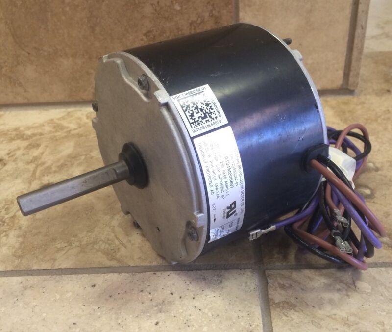 Zhongshan Broad-Ocean YDK-120S83262-01 Condenser Fan Motor 0131M00060 230 1/6 Hp
