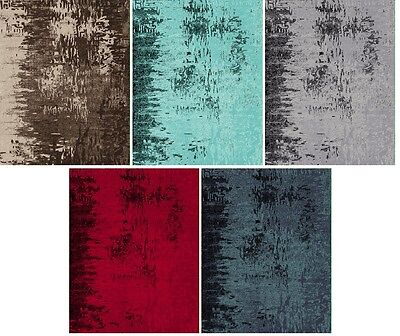 Rugs Area Modern Design Contemporary 5x7 and 8x10 Area Rugs 3x8 Runner Carpets - Rugs And Carpets