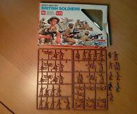 Soldatini British Soldiers Esci 1 72 Vintage Anni 80 Rarissimi -  - ebay.it