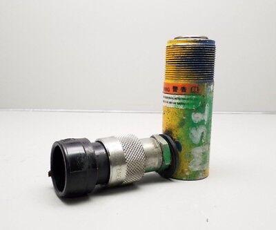 Enerpac Rc51 Hydraulic Cylinder 5-ton Cap. 1 Stroke 10000 Psi