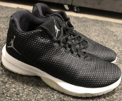 Nike Air Jordan 23 B.Fly Trainers 2016 Black Unisex UK 5 - Mint