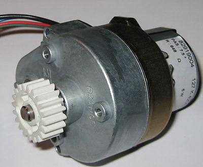 Crouzet Gearhead Stepper Motor - 56v - 127 K - 5 Watt - 2 Phase Unipolar