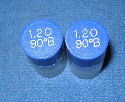 Two2 1.20-90b Delavan Oil Burner Nozzle Furnace Boiler 1.20-90s Solid Pattern