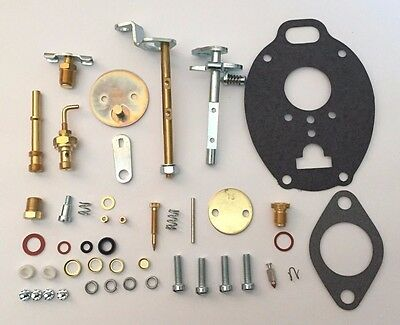 Allis Chalmers Wd45 D17 Tractor Tsx 464 561 773 Carburetor Major Repair Kit