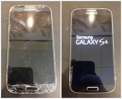 Samsung Galaxy S3 / S4 / S5 / S6 Screen Replacement.