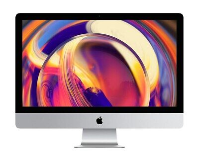 "Apple iMac - 27"" Core i5 3.7GHz CPU, 8GB RAM, 2TB Hybrid, OSX All-in-One"