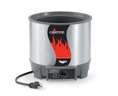 Vollrath 72017 Cayenne 7 Quart Round Rethermalizer Heat N Serve 800w