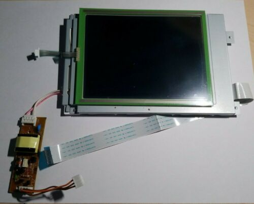 Mitsushita EDMMU96W1F LCD Sreen with DSI Cable and 4.5V DC Power Supply .35A