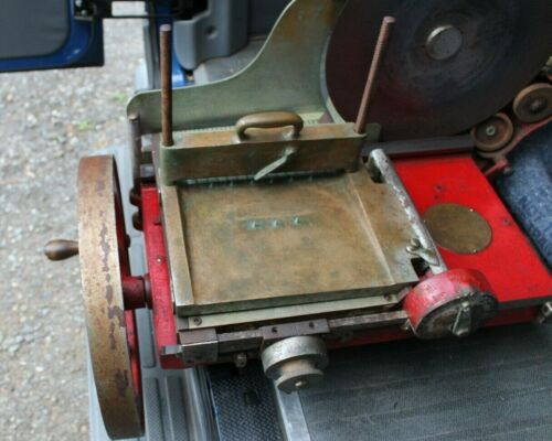 The Computing Scale Meat Slicer Dayton Ohio Country Grocery Store RARE NO 15