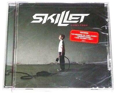 Skillet   Comatose Cd Christian Rock Metal Alternative 11 Tracks  New