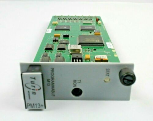 Turin Networks PM13+ DS1/DS3/STS-1 Module SOUIAFDMAA