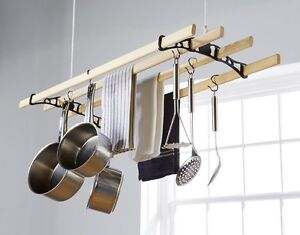 Edwardian Hanging Clothes Airer