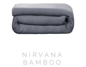 15lb Bamboo weighted blanket