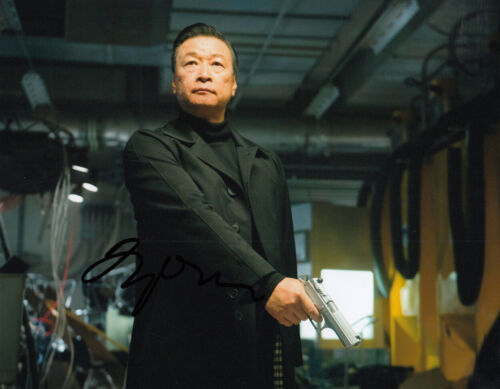 Tzi Ma authentic signed Once Upon a Time 10X8 photo AFTAL & UACC [15933] + COA