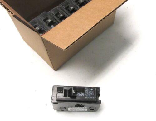 Siemens BL Circuit Breakers 20A, 1P Cat# B120 (Box of  8) ... YB-400
